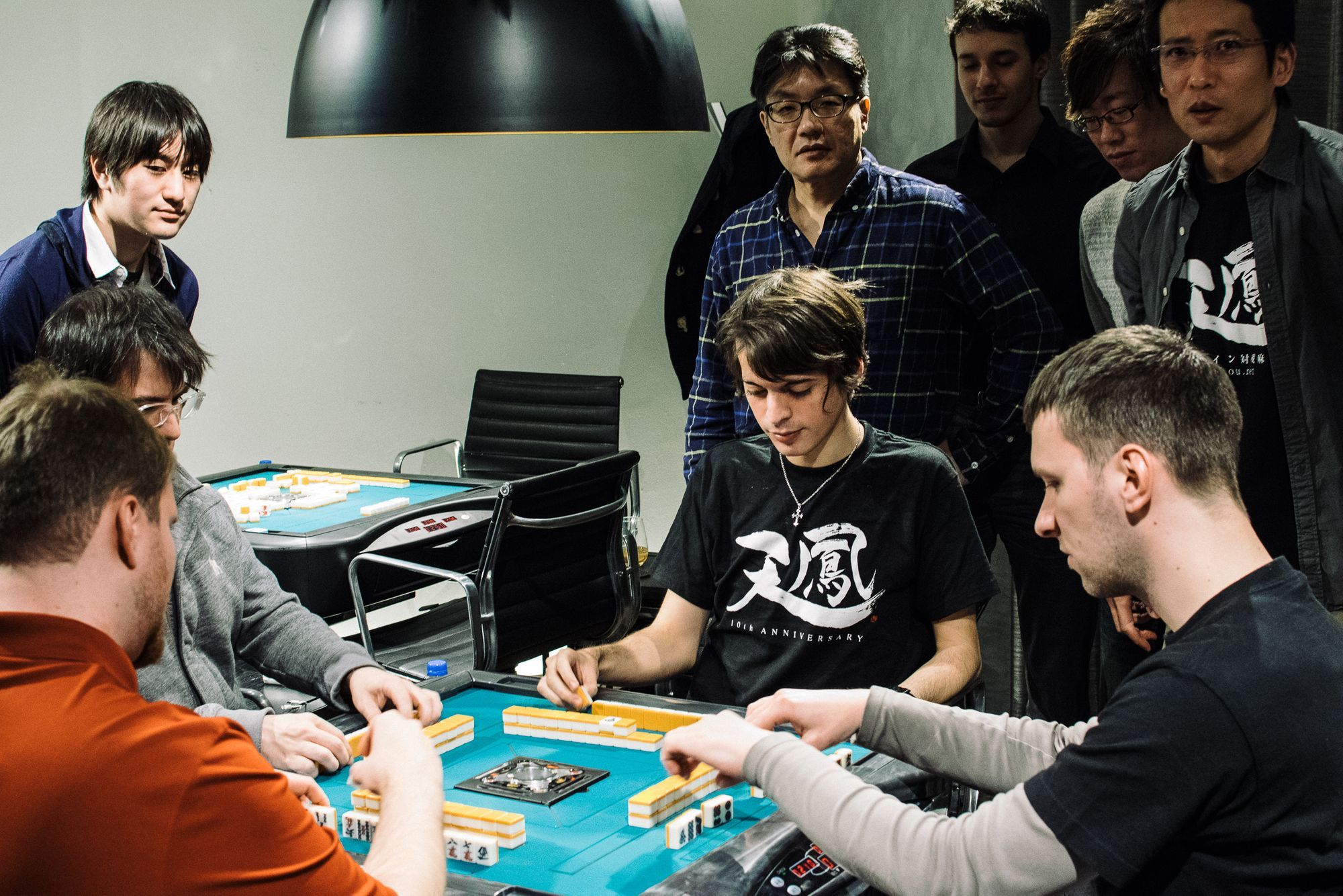 International Mahjong Battle @ RTD