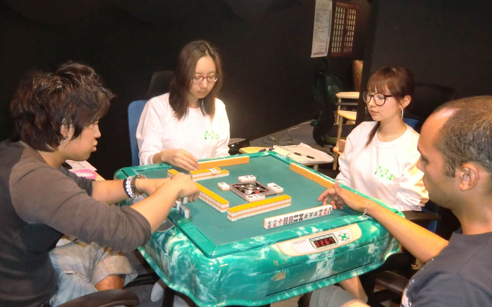 Mahjong in Korea