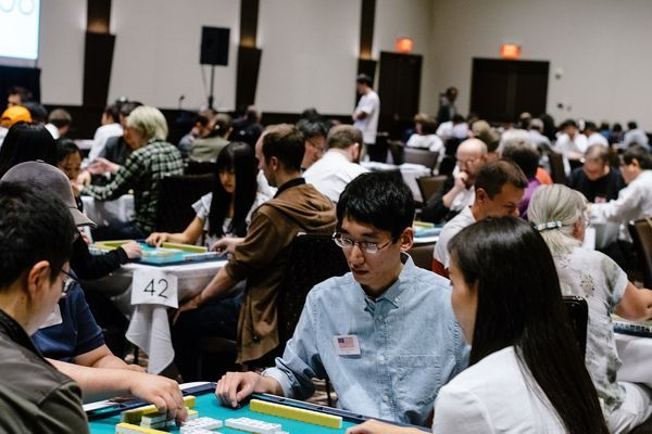 2017 World Riichi Championship Las Vegas - Report Part 2 - Tournament